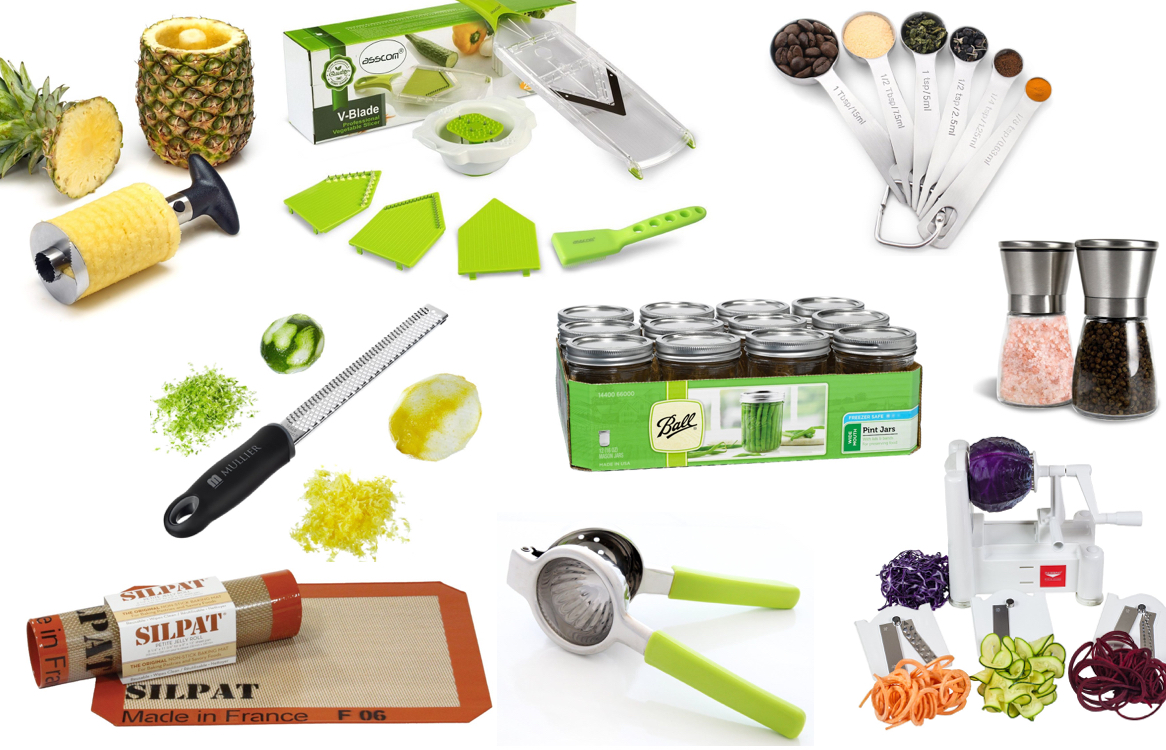 10 Clean Eating Kitchen Tools Under $30 | Clean Food Crush