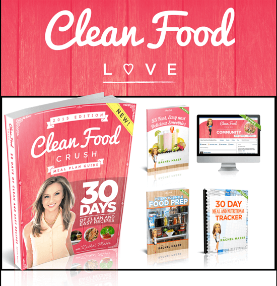 clean food love bundle