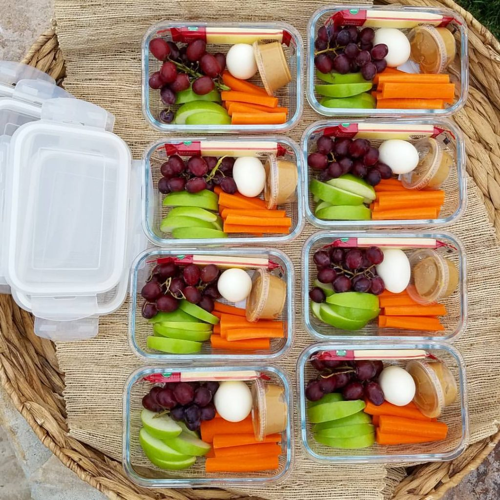 Mix match bento boxes clean food crush for Cleanest fish to eat