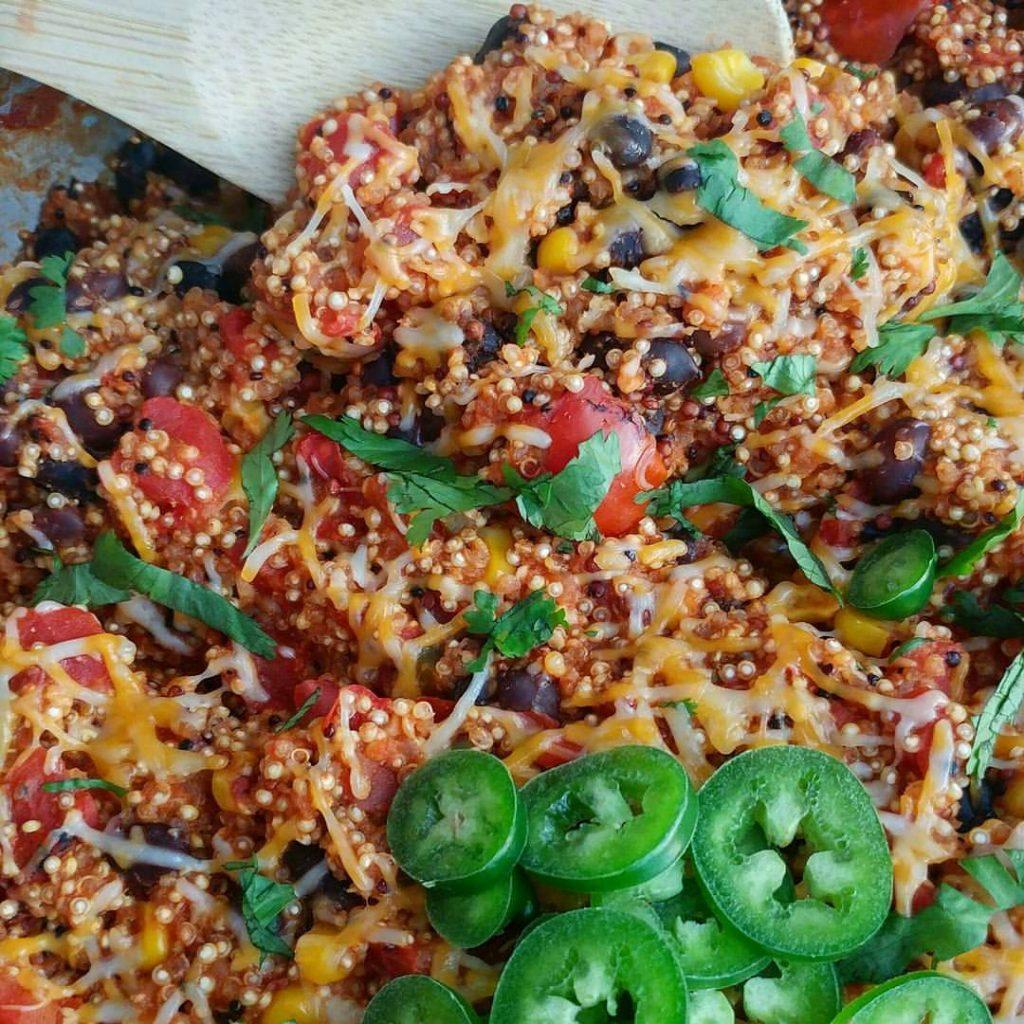 Spicy Chipotle Quinoa