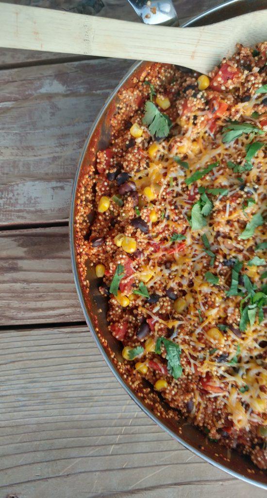 spicy-quinoa-clean-eating-recipe