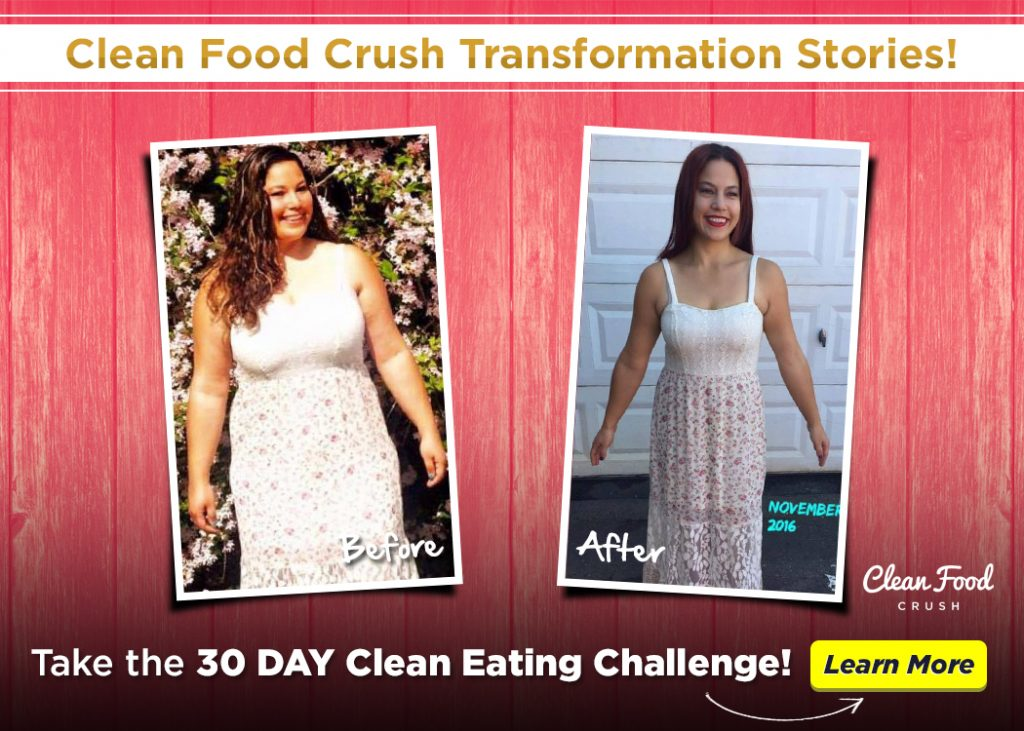 Clean Food Crush transformation stories