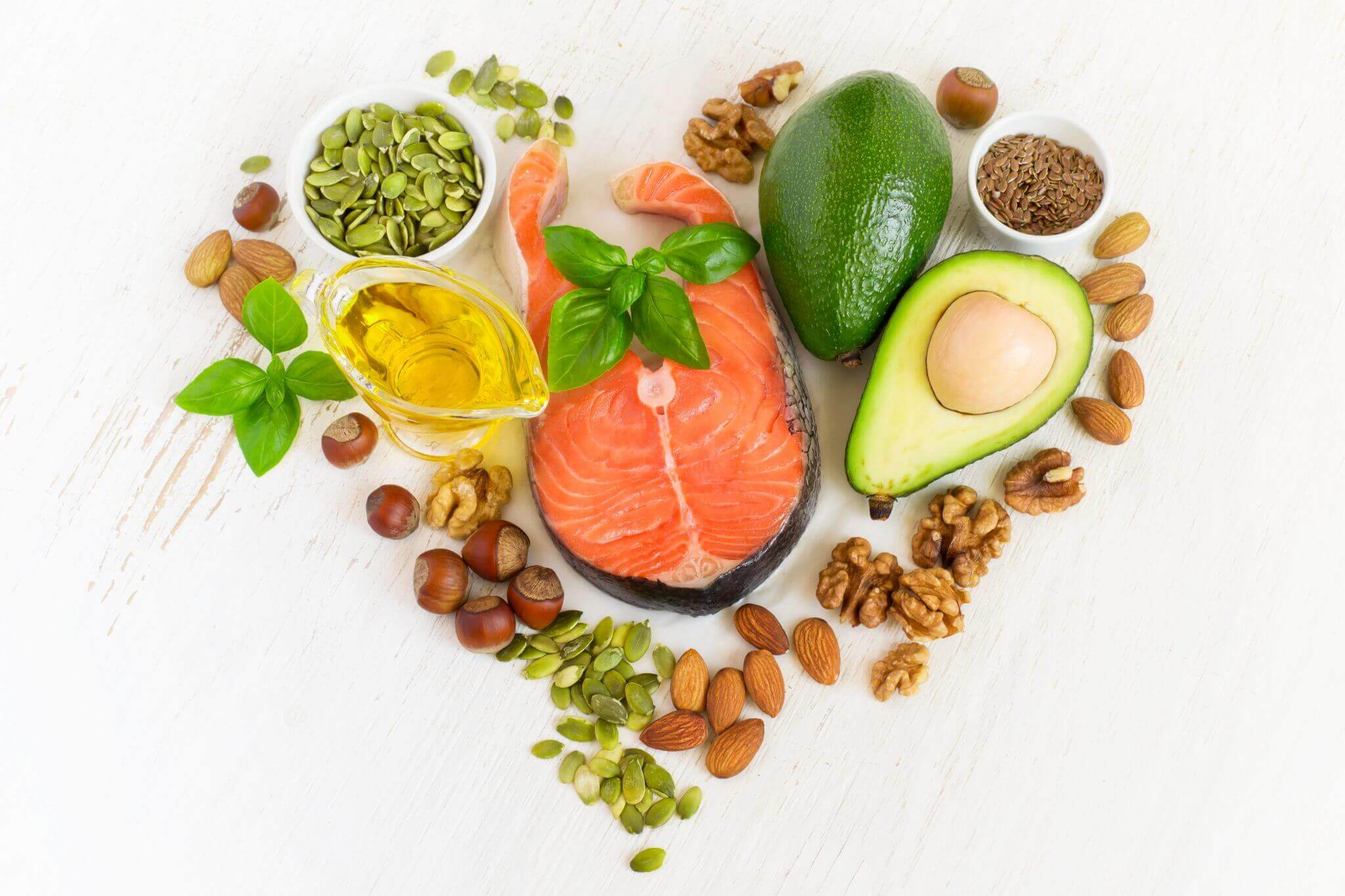 Fight Inflammation with Omega 3's