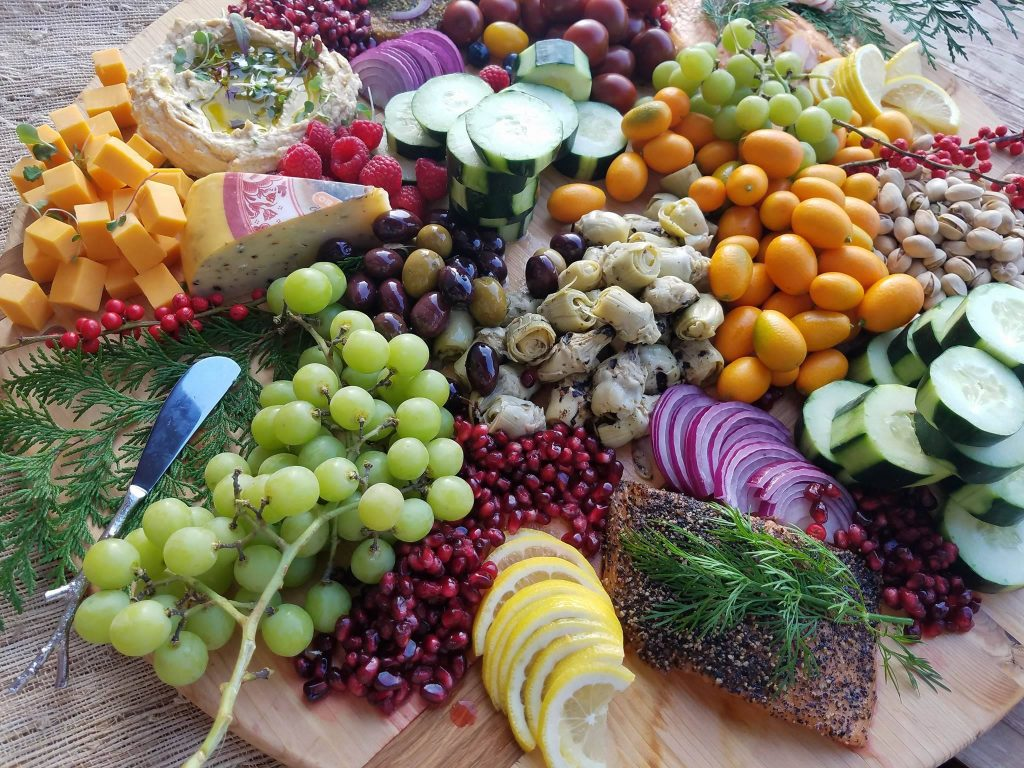 Clean Food Crush Party Platter