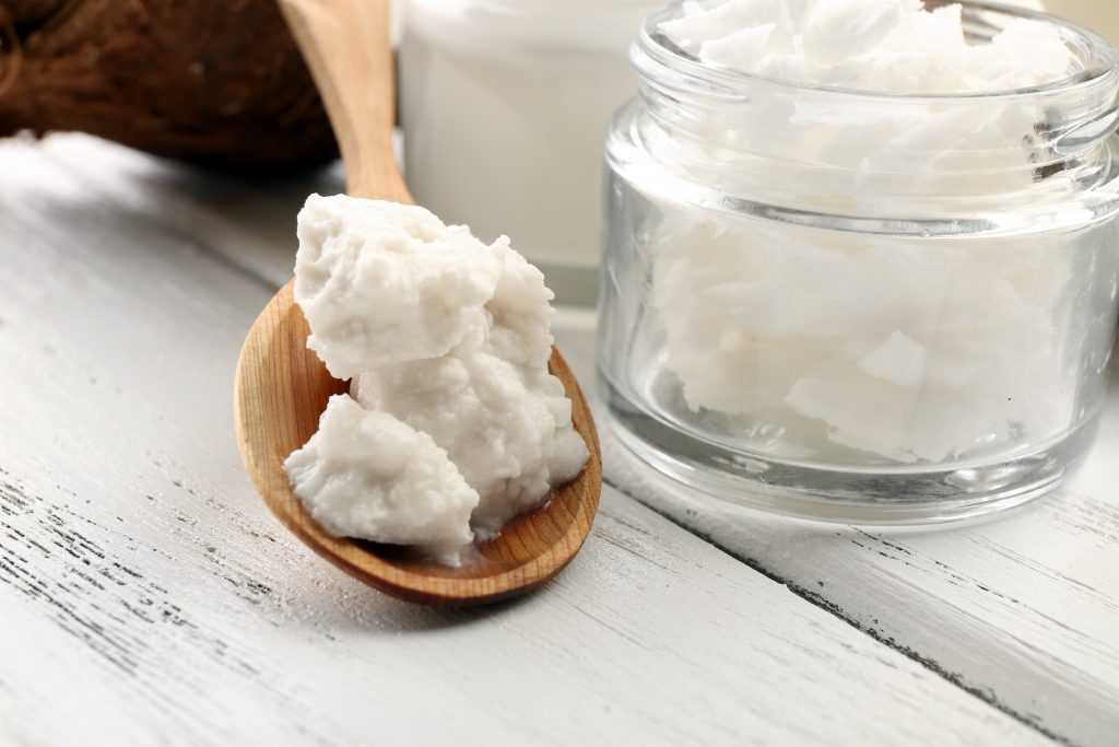 Coconut Oil Natural Antibiotic