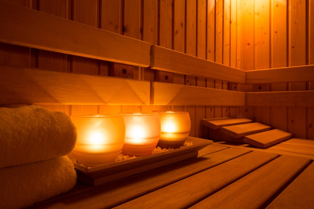 Health benefits of sauna bath