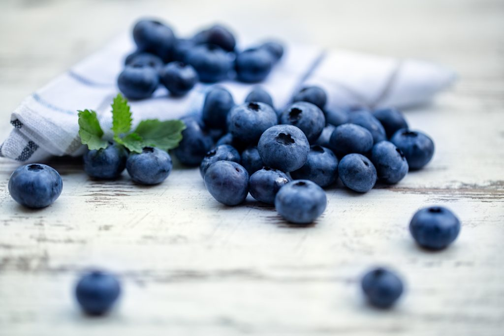 Blueberries for Breastfeeding