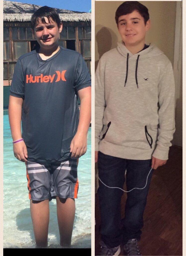 Cameron Lost 35 lbs with Clean Eating