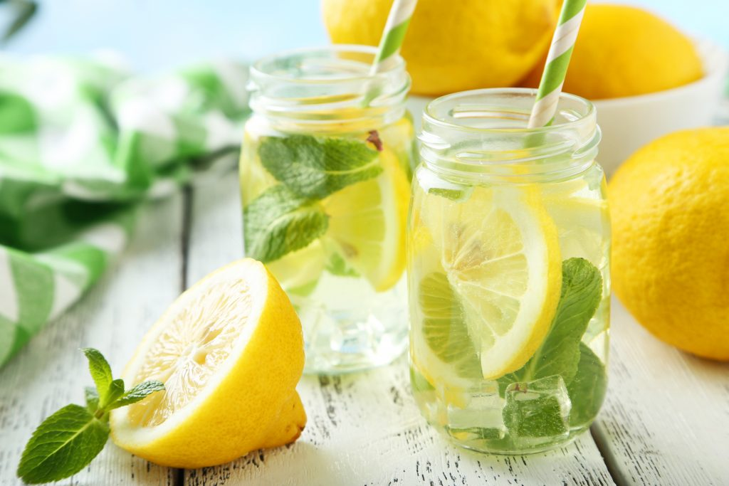 Lemon Water Natural Health Benefits