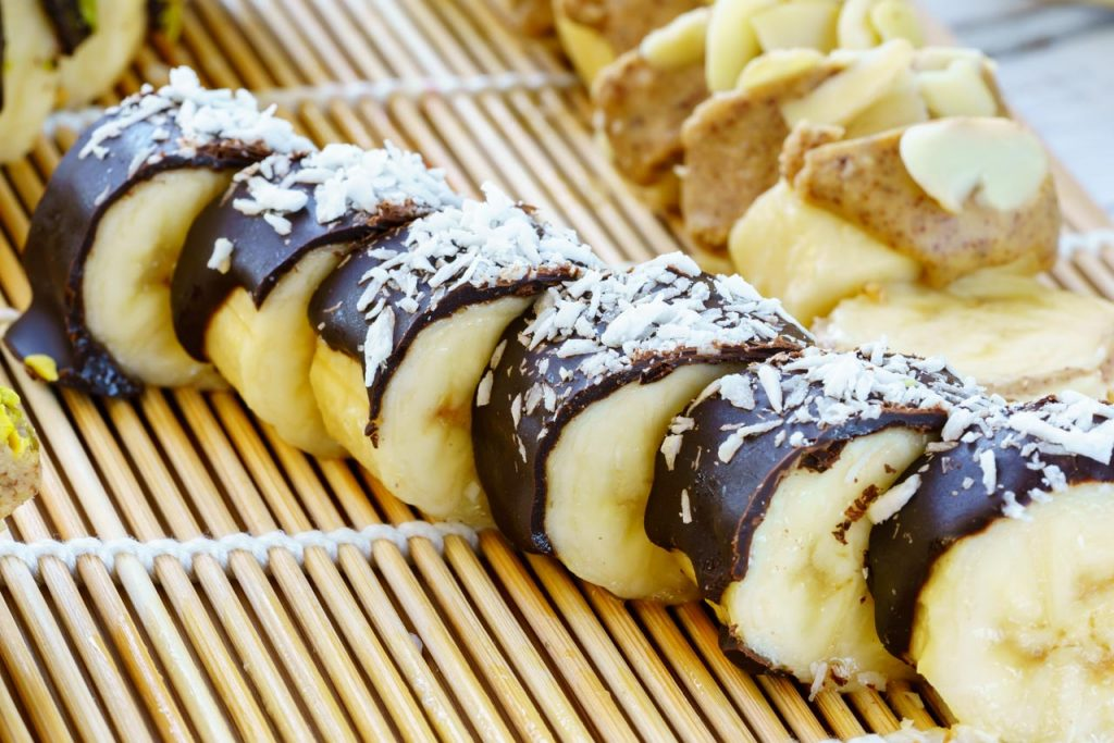 Banana Sushi Party Idea