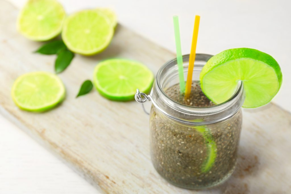 Chia Seeds and Water for Weight Loss