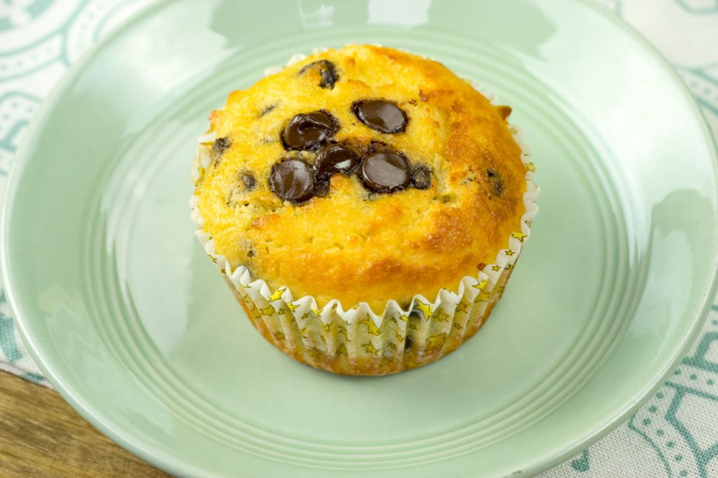 Chocolate Chip Yogurt Muffins Eat Clean