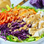 CleanFoodCrush Asian Chopped Chicken Salad