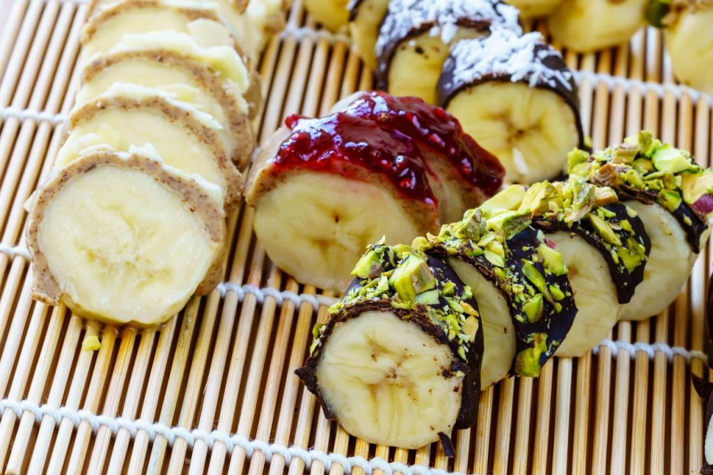Banana Sushi Recipe