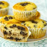 CleanFoodCrush Chocolate Chip Yogurt Muffins