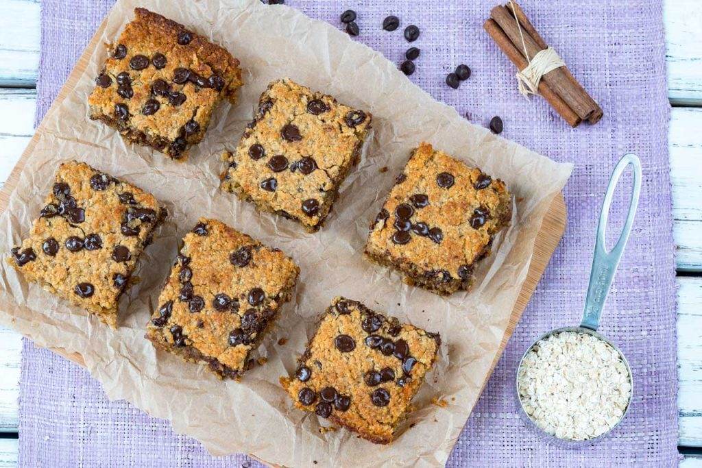 Choco-Oatmeal Chip Nutritious Bars