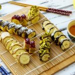 CleanFoodCrush Creative Banana Sushi Party
