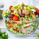 Eat Clean Spring Tuna Salad Recipe