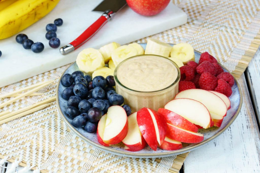 Fun Peanut Butter Fruit Dip Recipe