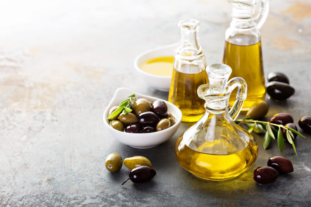 Olive Oil Inflammation Weight Loss