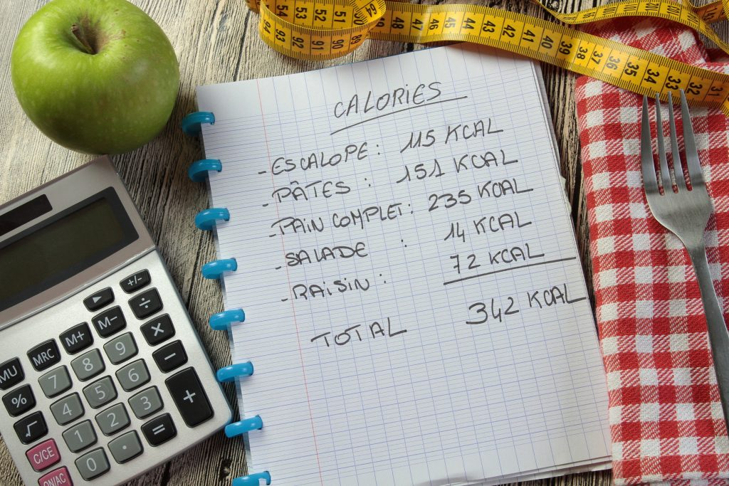 Quit Calorie Counting