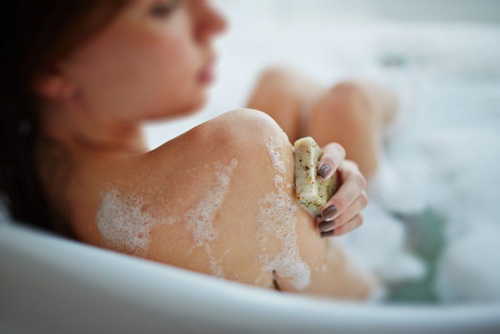 Bath recipe for eczema