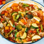 CleanFoodCrush Skinny Veggie Soup