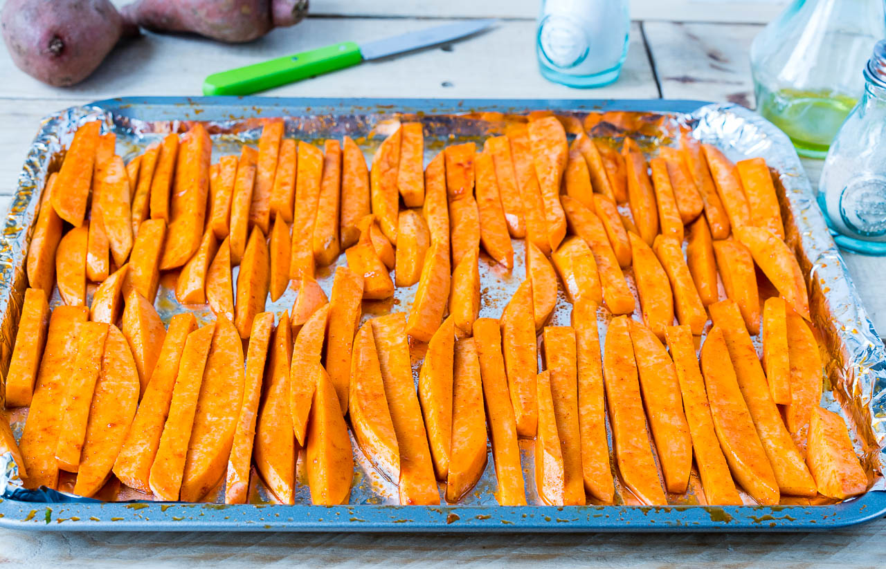 CleanFoodCrush The BEST Sweet Potato Fries!