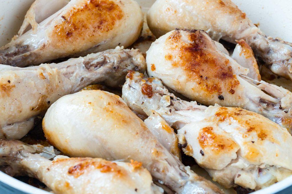 Clean Eating Cream of Chicken Mushroom Soup Recipe