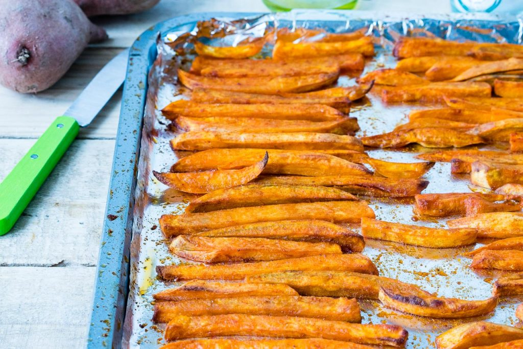 Best Sweet Potato Fries