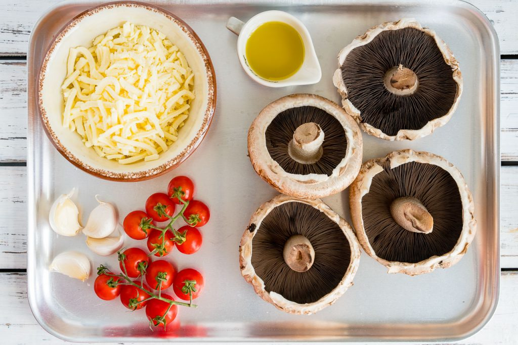 How to make 10-Minute Portobello Pizza