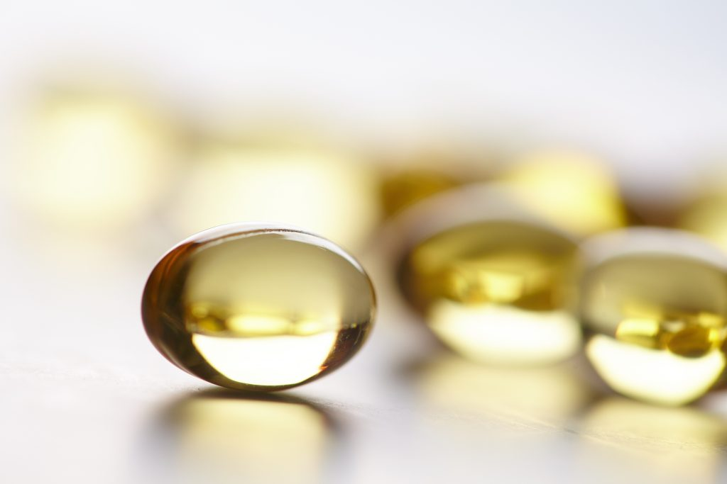 Omega 3 fatty acids for eczema