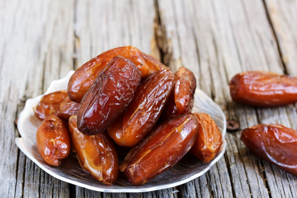 Dates as a Natural Sweetener Option