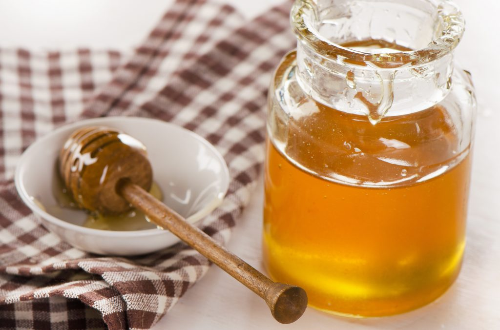 Raw Honey is a Great Natural Sweetener Option