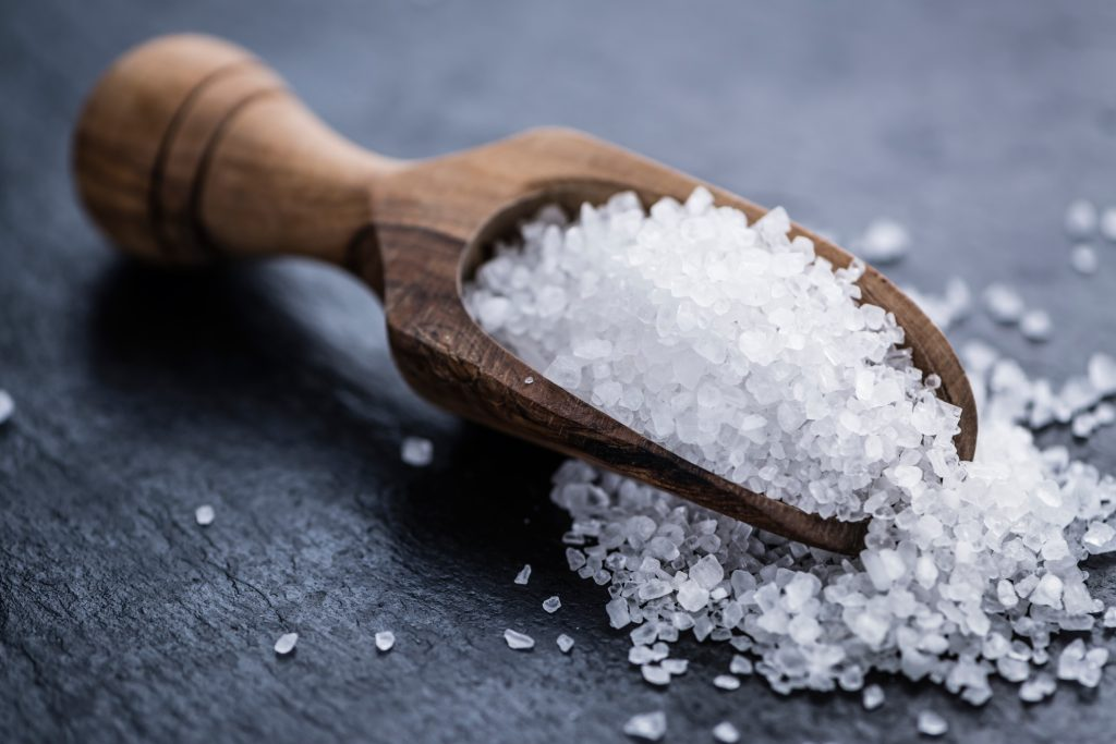 Sea Salt for Health