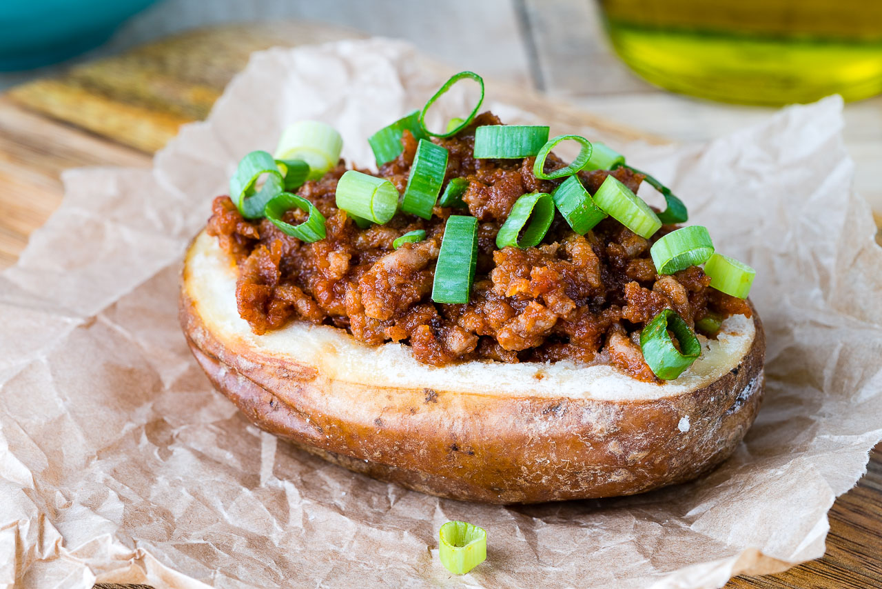 Sloppy Joe Bowls CleanFoodCrush
