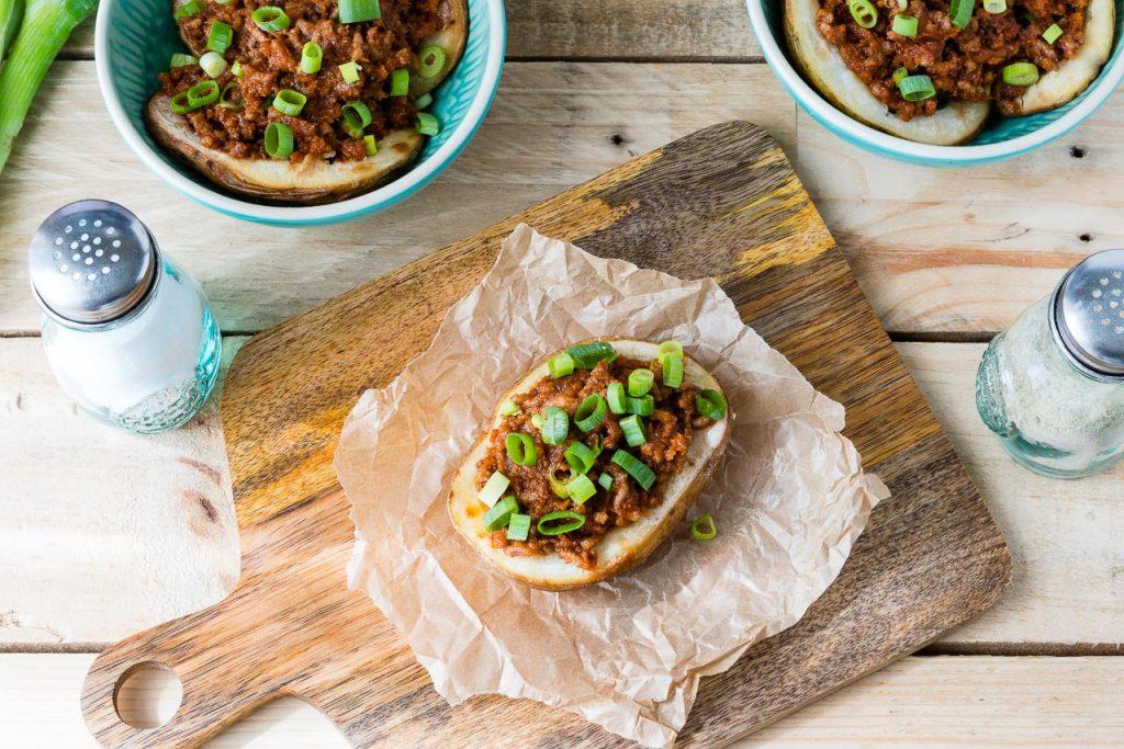 Sloppy Joe Burger Clean Recipe