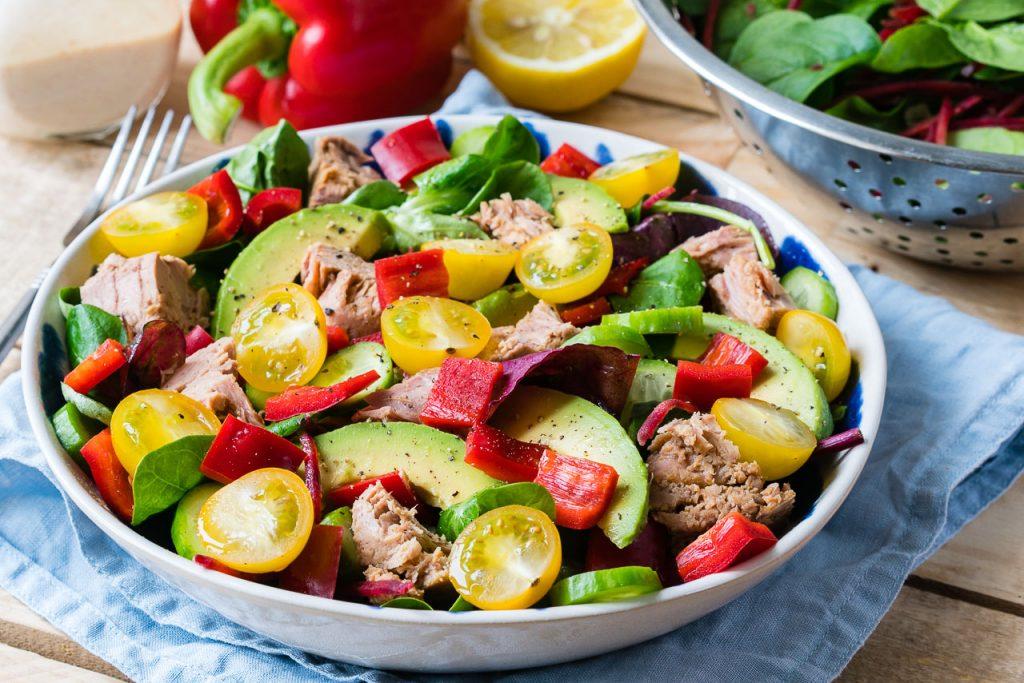 Tuna Salad Chipotle Dressing Recipe