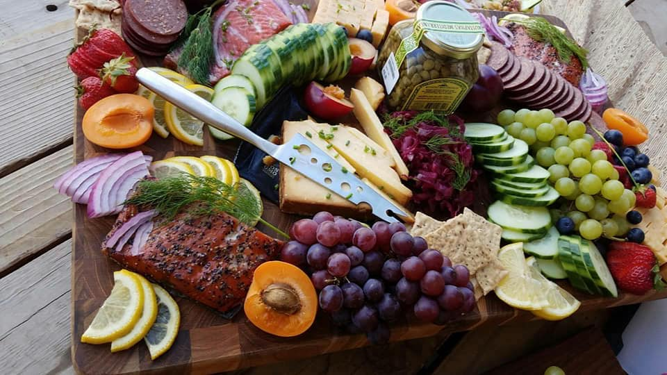 Summertime Picnic Platter Recipe