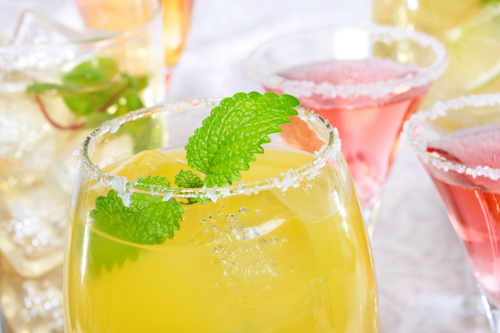 Alcohol and Inflammatory Drinks