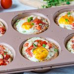 CleanFoodCrush Sausage Egg Breakfast Cups