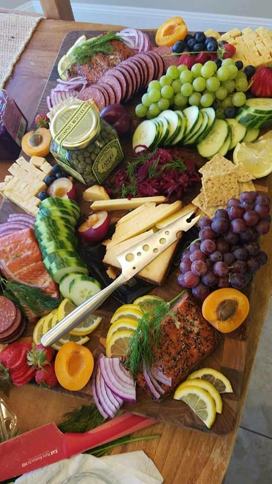 Assorted Picnic Platter