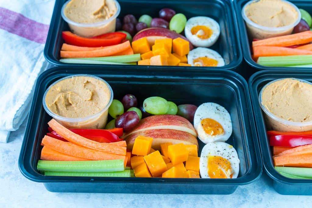 Protein Bento Boxes Food Prep Meal