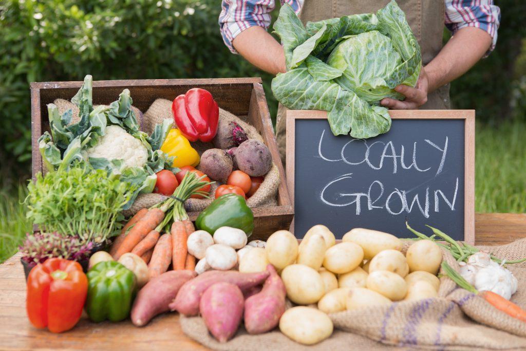 Organic Farmers Market Sale