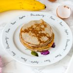 The Famous All-Natural Banana Pancake Recipe