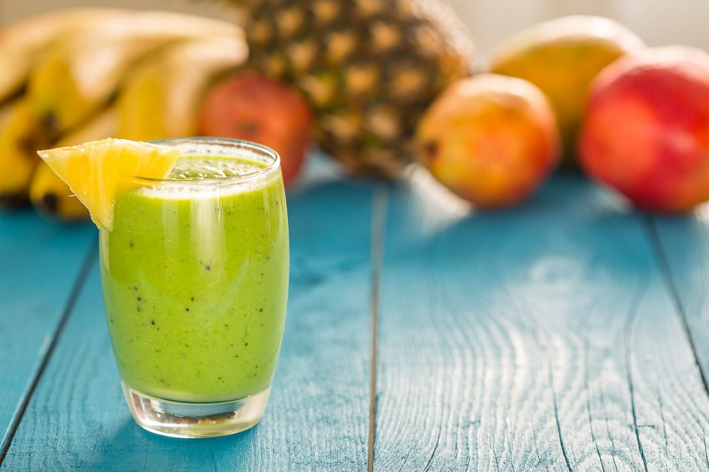 Citrus Refresh and Cleanse Smoothie