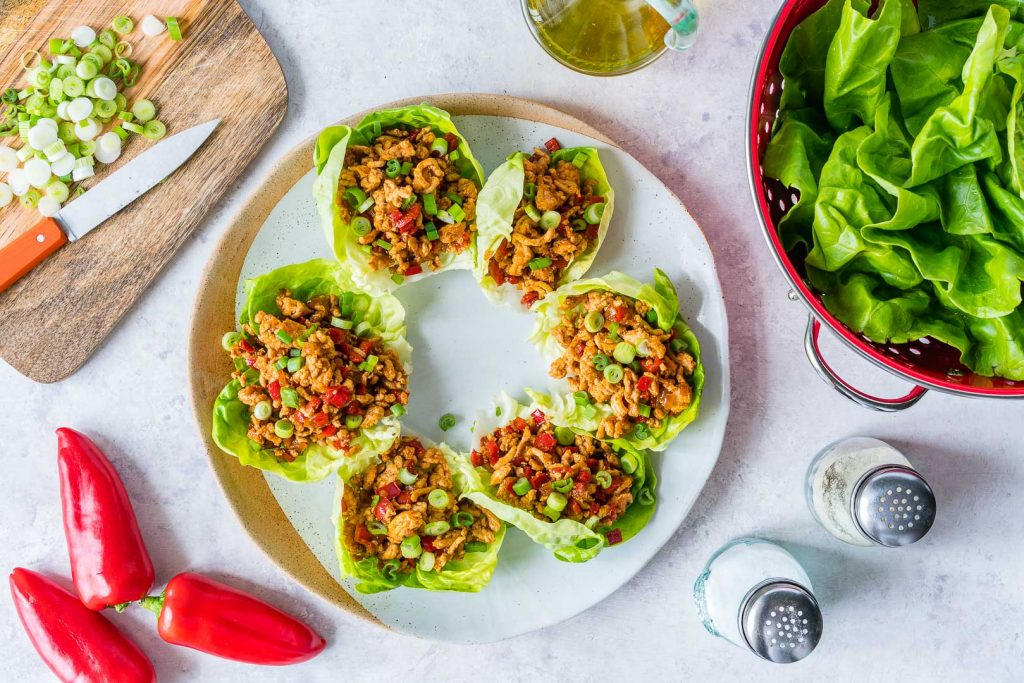 Changs Chicken Lettuce Wraps Recipe