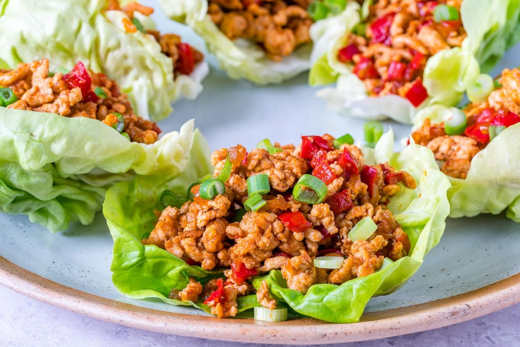 Copycat Chang's Chicken Lettuce Wraps Recipe
