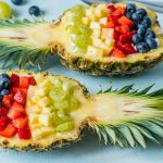 Eat Clean Pineapple Breakfast Bowls Recipe