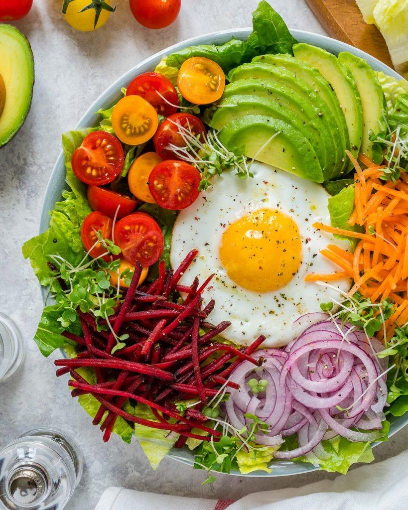 Fresh Summer Bowls Salad